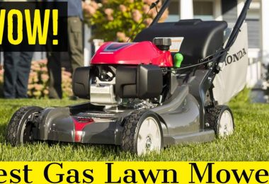 Best Gas For Lawn Mower 2020