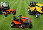 The Best Riding Lawn Mower 2020